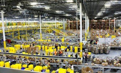 Amazon annuncia l'ampliamento del centro di distribuzione di Vercelli