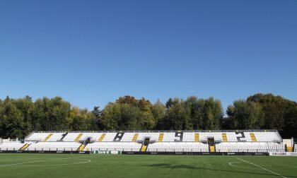 Pro Vercelli Calcio in ritiro in Valsesia