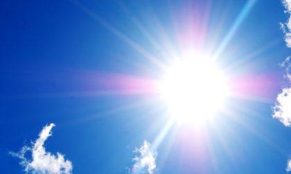 Arriva l'estate: le temperature toccano i 30 gradi