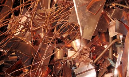 Multa da 7500 euro a una ditta torinese specializzata nel riciclaggio di rifiuti metallici