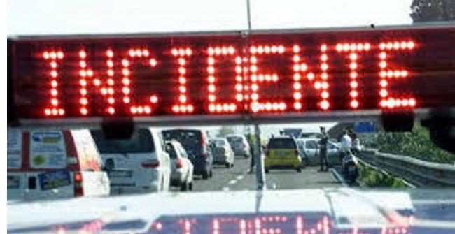 Incidente sulla Ivrea-Santhià: traffico in crisi