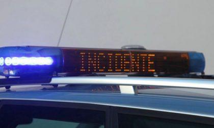 CRONACA: scontro Nissan-Fiat 600, coinvolto un vercellese