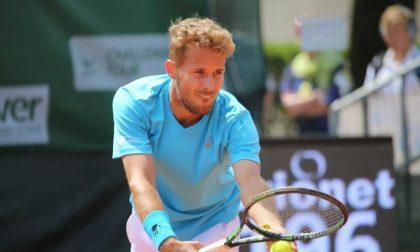 TENNIS: il trionfo di Pietro Rondoni