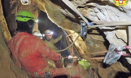 CRONACA: Si sente male 200 metri sotto terra