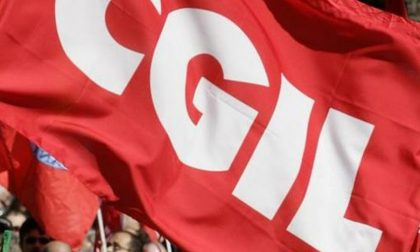 I lavoratori della Gammastamp in sciopero