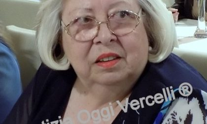 VERCELLI: la città piange Laura Cuneo