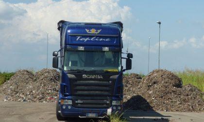 BORGO VERCELLI: Denunciati i due camionisti dei rifiuti