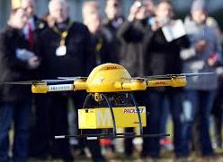 Drone sulla folla: denunciato dai Carabinieri