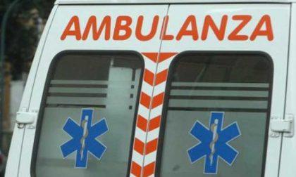 Moto in fiamme dopo l'incidente: morto un 53enne