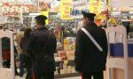 Furto al supermercato denunciato un 22enne