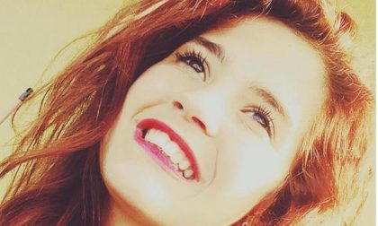 Andrea Sophia ritrovata mentre bivaccava su una panchina