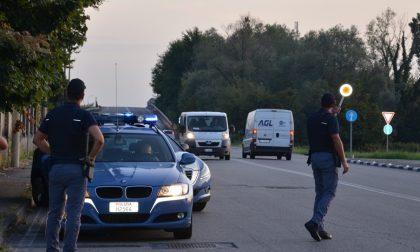 POLIZIA: controlli su 127 veicoli e 161 persone