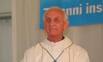 VERCELLI: addio a Monsignor Franco Degrandi