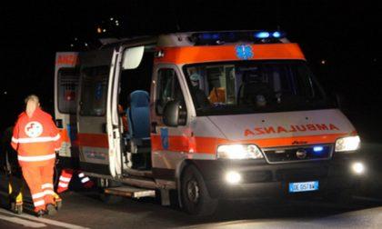 CRONACA: auto si ribalta. Quattro feriti