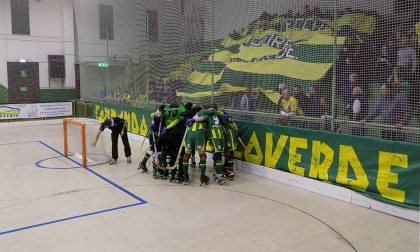 Derby hockey pista maledetto per l'Amatori Vercelli