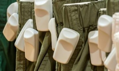 Rubano vestiti: denunciati due vercellesi