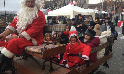 Mercatino natalizio parte Fora Tut
