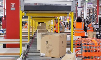 Cercasi magazzinieri per Amazon Vercelli