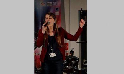 Federica Spinella da Vercelli all'Area Sanremo Tour