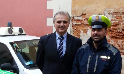 Nuovo Vigile a Borgo Vercelli