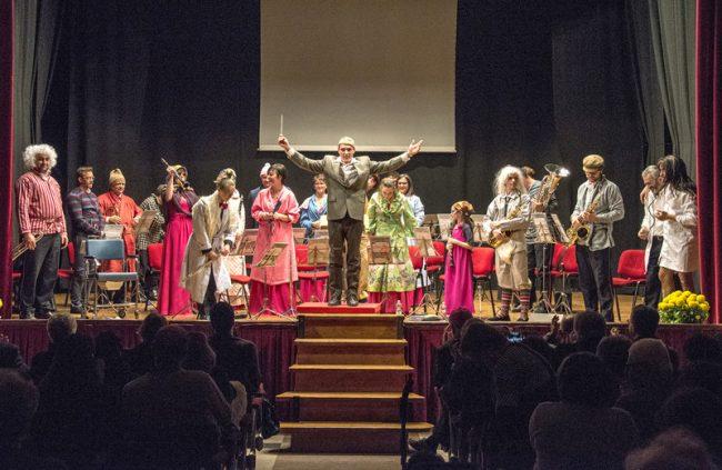 Santa Cecilia trionfo Banda di Varallo