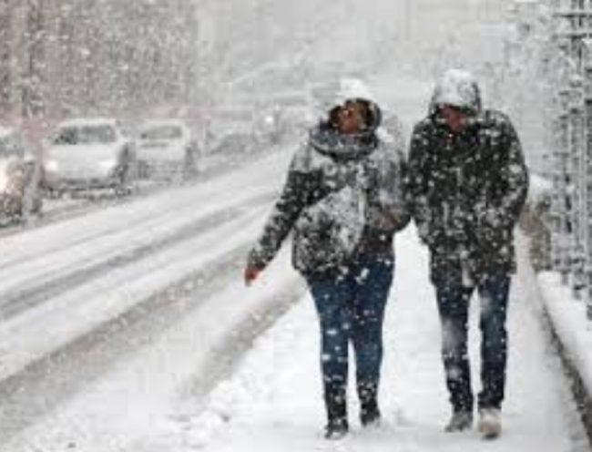 Allerta neve su Piemonte Emilia e monti Liguri