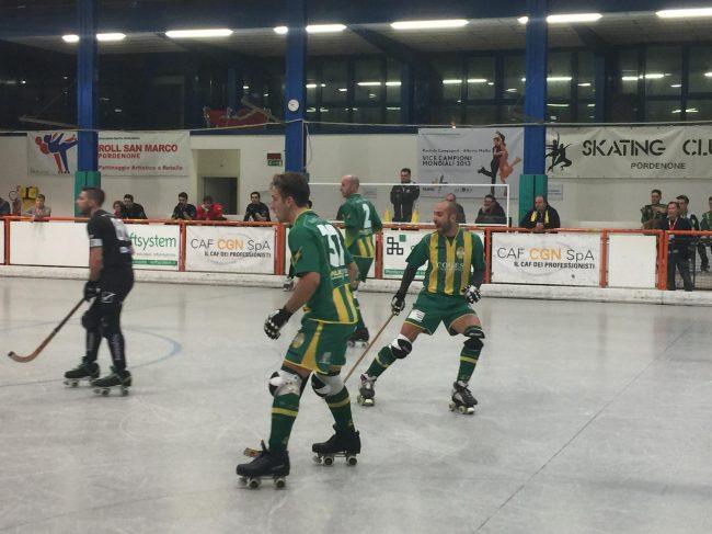 Hockey Amatori, sesta meraviglia