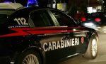 Topi d'appartamento arrestati dai Carabinieri