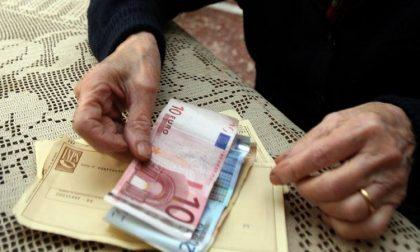 Pagamento pensioni novembre anticipato