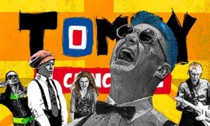 Tommy concerto: al Civico arriva il mito