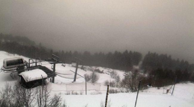 Neve da domani a Torino e provincia, poi arriva il gelo siberiano