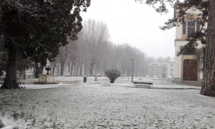 Neve in arrivo: allerta gialla in Piemonte