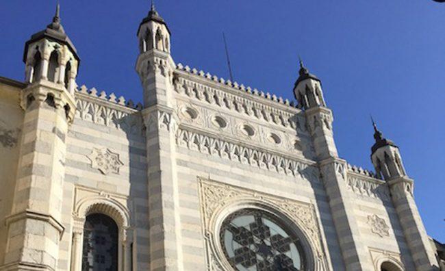 Visite Sinagoga