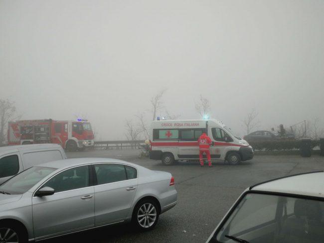 INCIDENTE A FORMIGLIANA: due ragazzi in ospedale