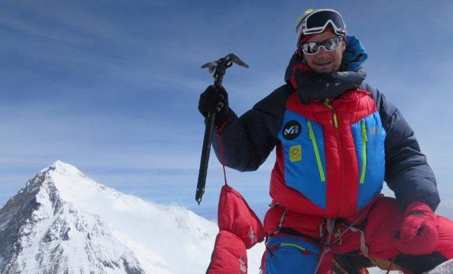 Everest e Lhotse Expedition 2018 Camandona c&#8217&#x3B;è