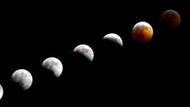 La notte rossa si avvicina con Luna e Marte protagonisti