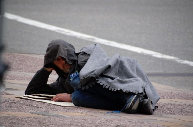 Una Vercellese a Vancouver: homeless per strada