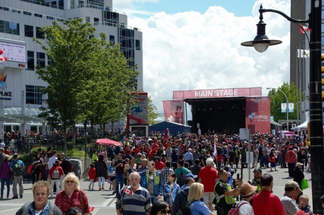 Una vercellese a Vancouver: &#8220&#x3B;vi racconto il Canada Day&#8221&#x3B;