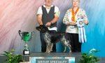 Campione del mondo a quattro zampe dal Vercellese