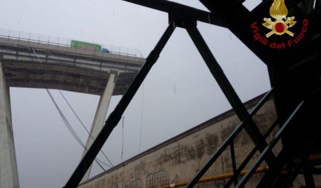 Crollo ponte Genova: musicista vercellese salvo per miracolo