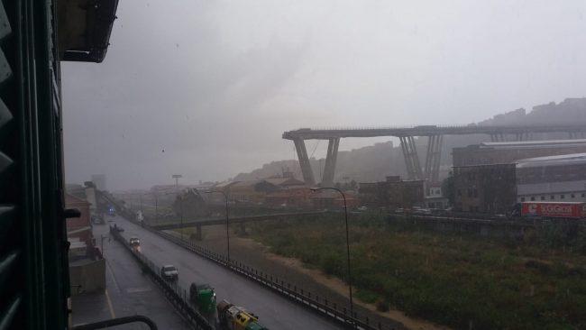 Crollo Ponte Genova: percorsi alternativi