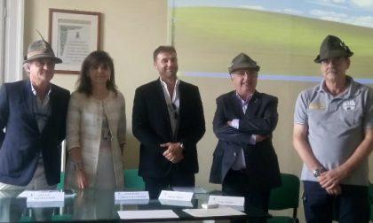 Alpini a Vercelli: ecco la tre giorni della protezione civile Ana