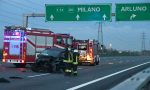 Incidente in A4 ad Arluno: muore giovane futura sposa – VIDEO