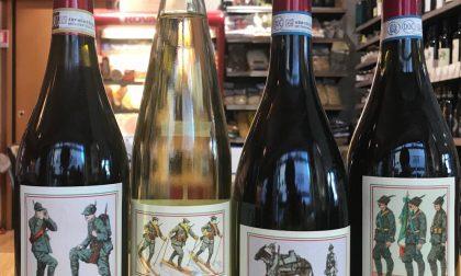 Raduno Alpini: anche il vino omaggia le penne nere