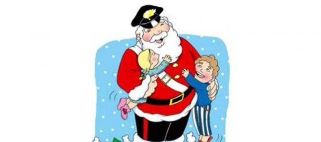 Visita Babbo Natale.Babbo Natale Dei Carabinieri Notizia Oggi Vercelli