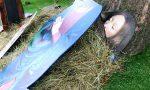 Madonna decapitata nel presepe di Varallo