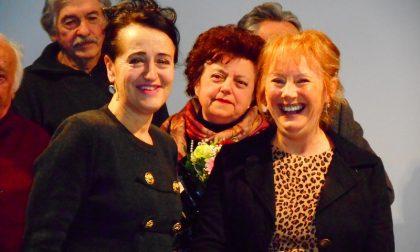 Poetessa vercellese premiata a Novara