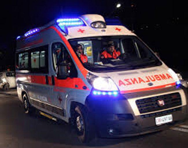 Scontro a Santhià: due feriti in ospedale