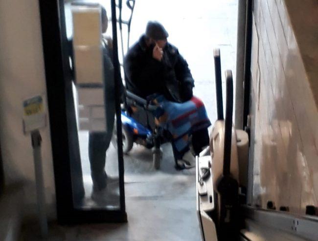 Disabile alle Poste: la replica dell&#8217&#x3B;azienda