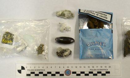 Spaccio di droga all'Area 24: un arresto